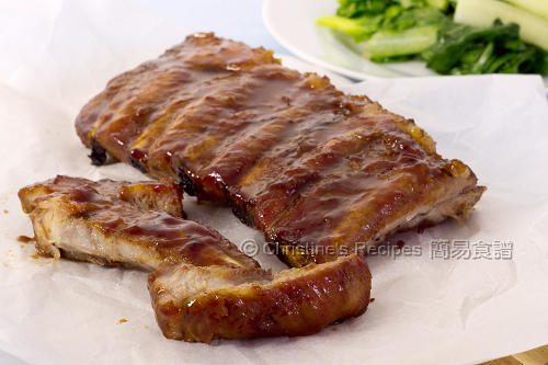 Sticky Baked Pork Ribs02