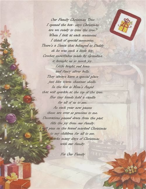 Best Christmas Poems For Family
