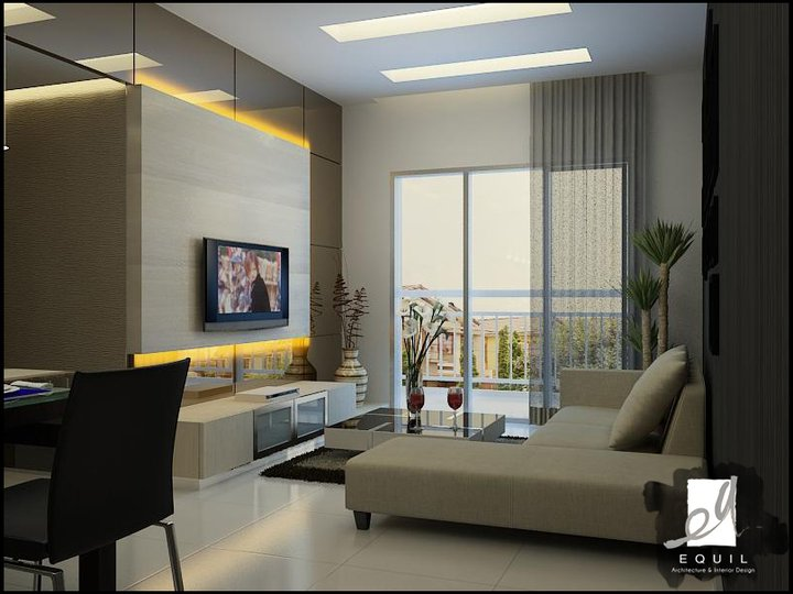 Interior Design Surabaya: Marina Apartment EquiL,