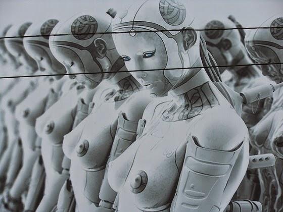 性愛機器人 sexbots