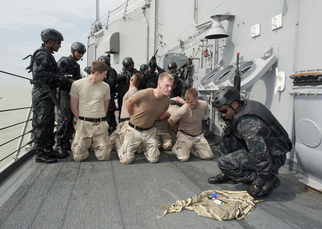 Bangladeshi Special Operation Forces Train With US Special