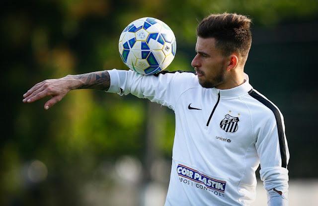Sem descartar saída até o fim de agosto, Lucas Lima mira grande clube europeu na próxima janela (Foto: Ricardo Saibun/SFC)