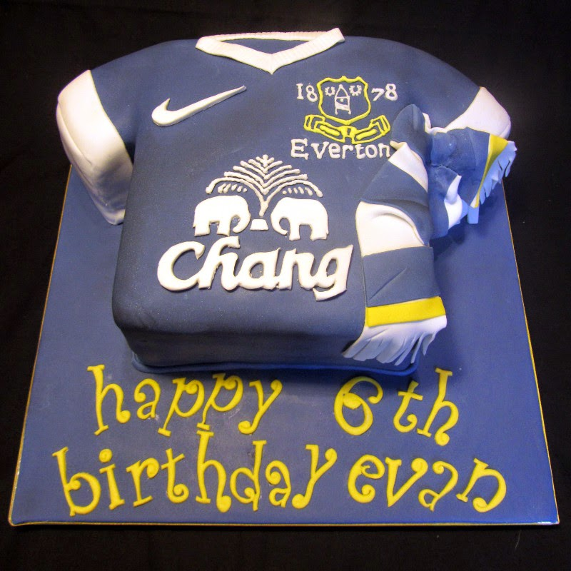 Everton Fc Cake Cake Ideas and Designs