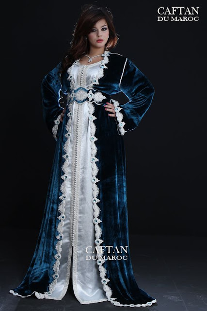 kaftan haute couture