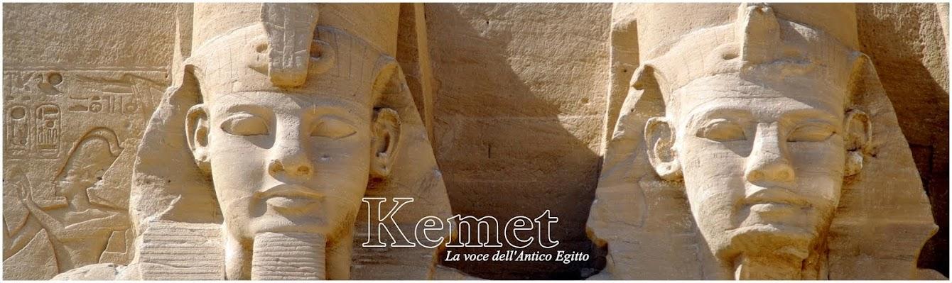 Kemet, la voce dell'Antico Egitto...