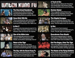 Watch Free Kung Fu Movies