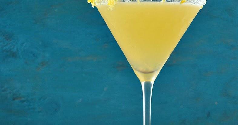 The Foodie Couple: Classic Lemon Drop