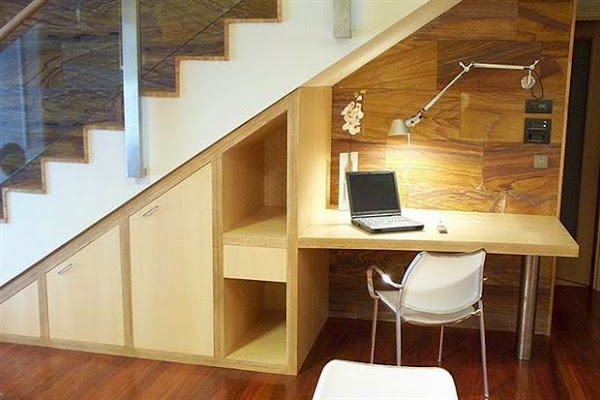 Escalera decorar tu casa es for Decoracion debajo escaleras