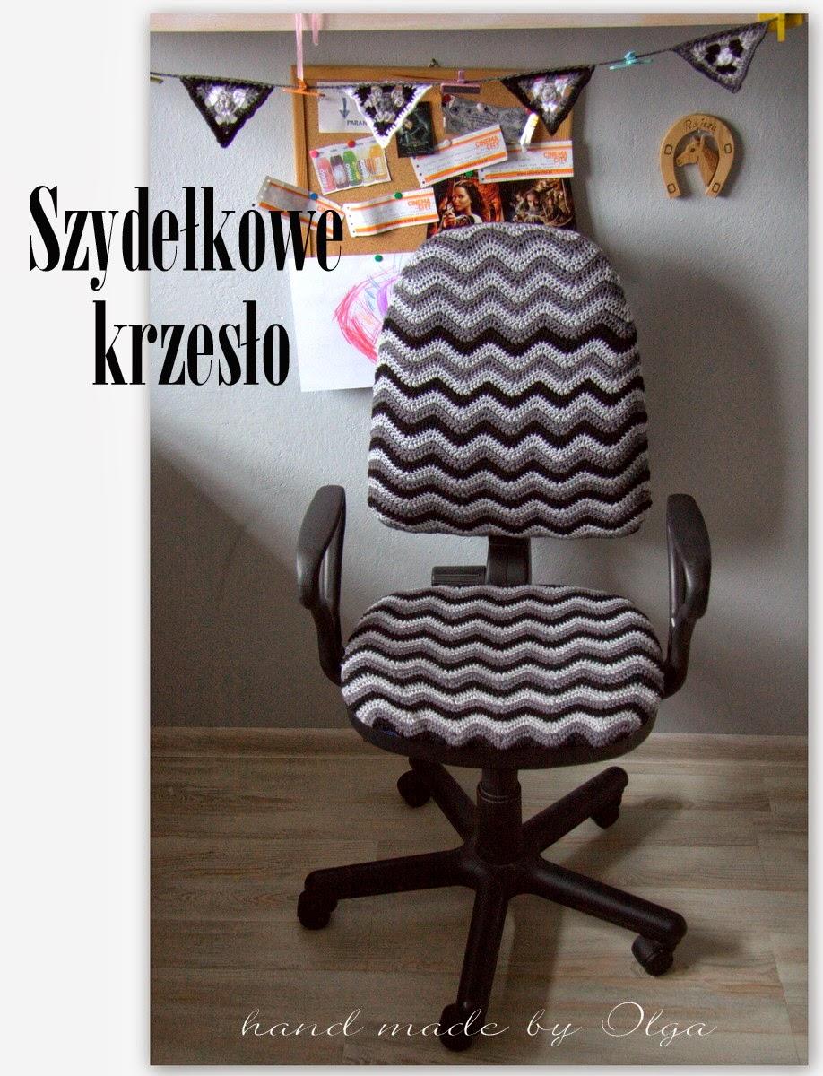 Hand Made By Olga Trzecie życie Krzesła Nowe