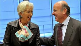 El FMI apoya el rescate encubierto a la banca española