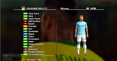 Option File PES 2013 untuk Semua Patch Update 2 September 2015