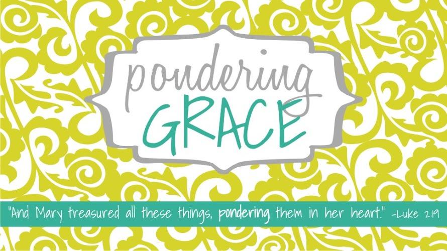 pondering grace