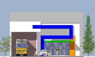 de Prima Terra Warehouse Type 3