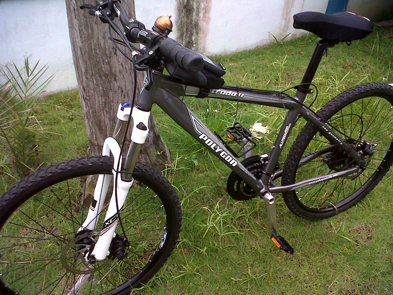 sepeda idaman: sepedaku
