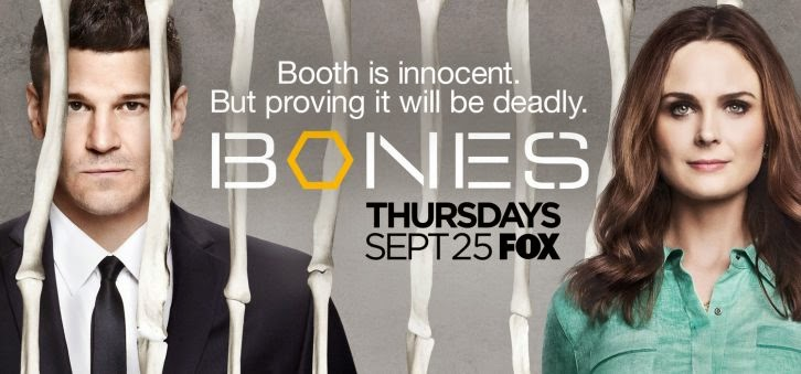 Bones - Season 10 - New Promotional Banner/Key Art