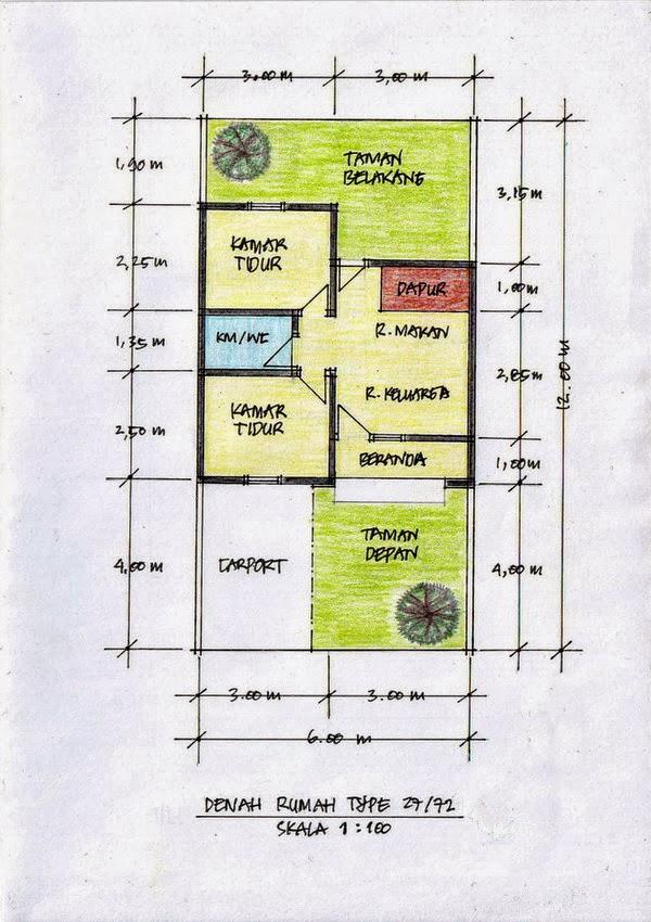 desainrumahminimalisterbaru.info - Sketsa Rumah Mungil Terbaik