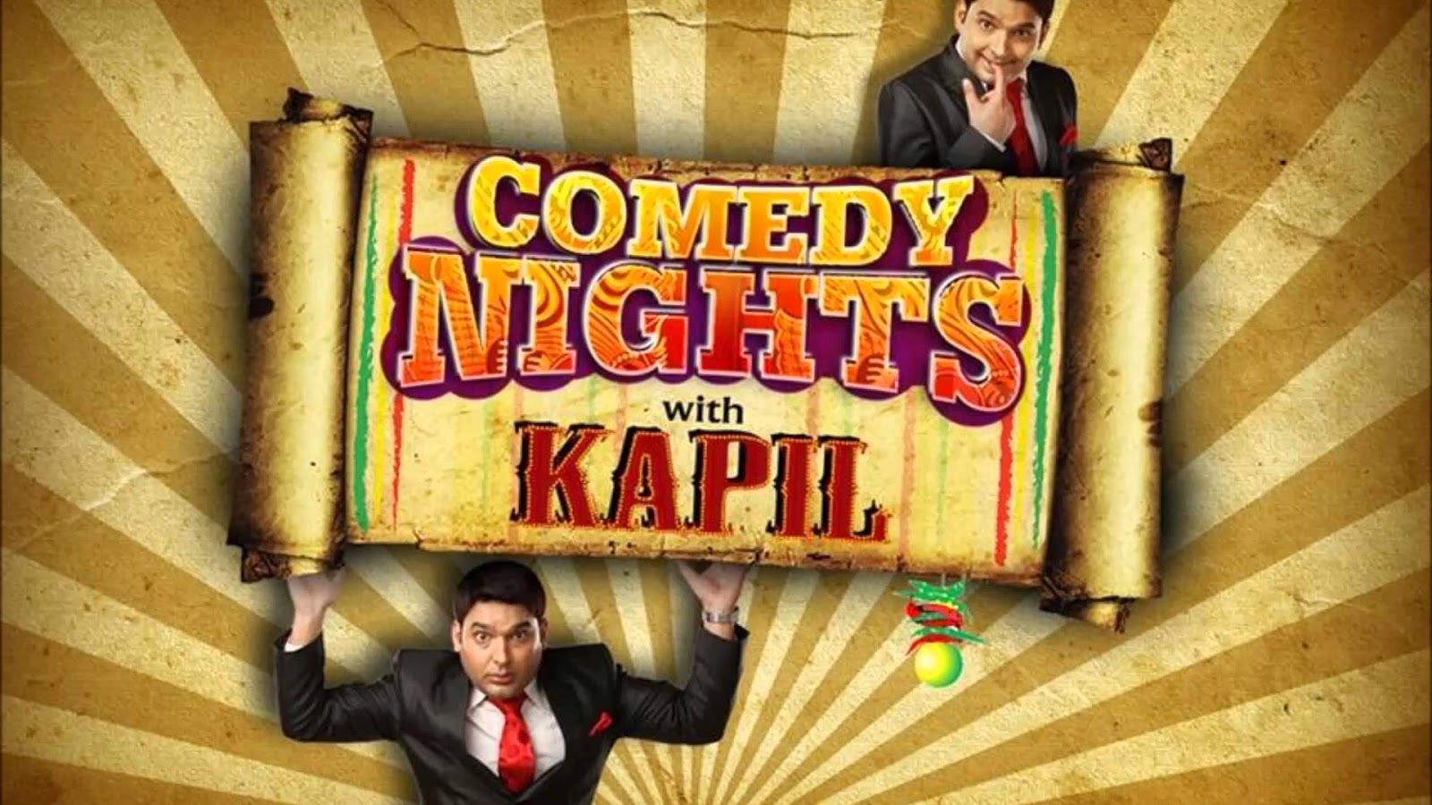 comedy nights with kapil poster tv show hd wallpaper photos download