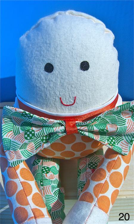 A Happy Song: Humpty Dumpty Tutorial & Pattern