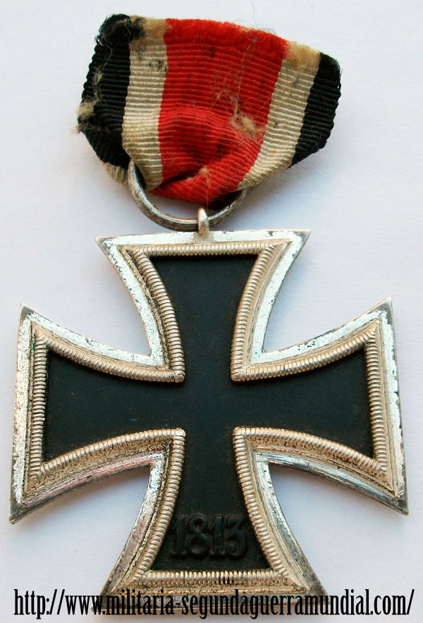 Cruz de hierro segunda clase