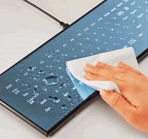 """touch activated keyboards"""