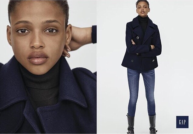 GAP Fall/Winter 2015 Campaign stars top models