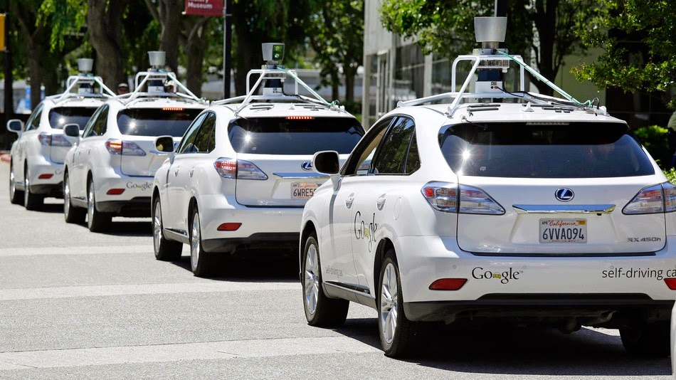 Google Would Like to Keep Driverless Car Testing Incidents a Secret