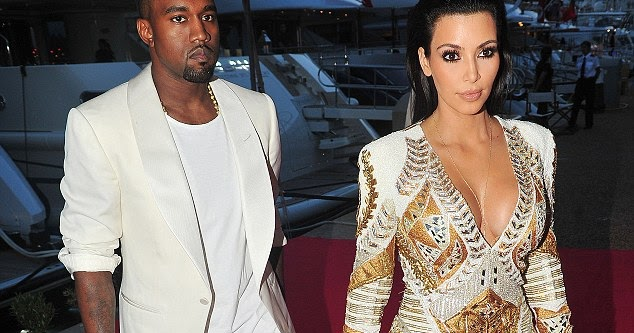 how kanye and kim started dating at 25