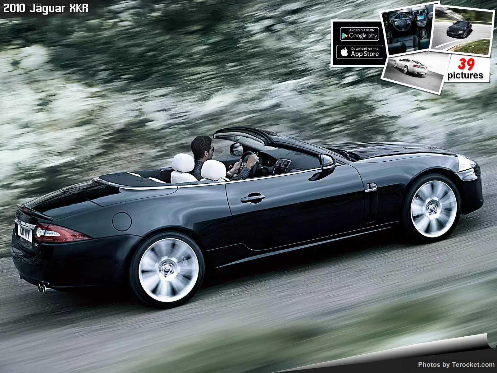 Hình ảnh xe ô tô Jaguar XKR 2010 & nội ngoại thất