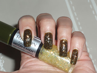 NOTD: Revlon Moon Candy Cosmic