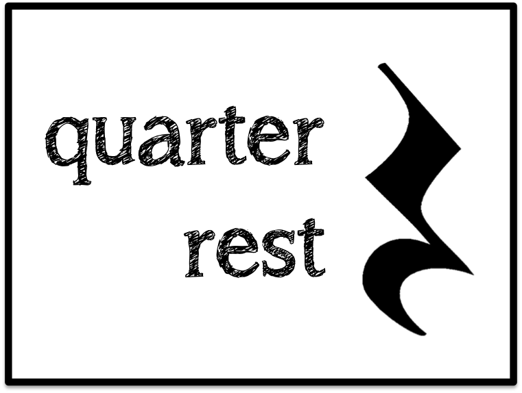 eighth rest symbol - photo #43
