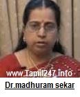 dr.madhuram sekar Naturopathy maruthuvar Gandhiji Nature Cure Centre