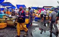 Aayikkara fish Market
