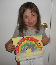 Chloe Reads Rainbow Colors
