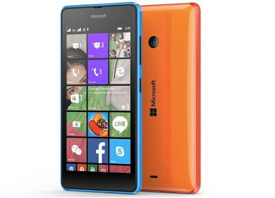 Microsoft Lumia 540 Dual SIM Terbaru