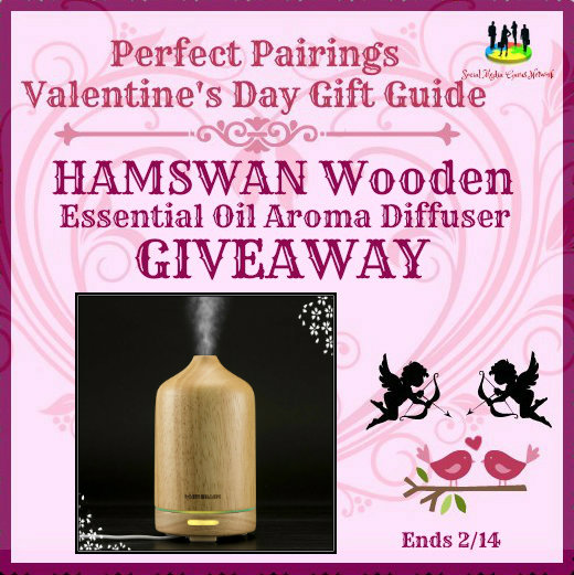 Wooden Essential Oil Aroma Diffuser