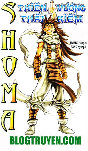 truyện tranh Shoma - Thiên vương thần kiếm
