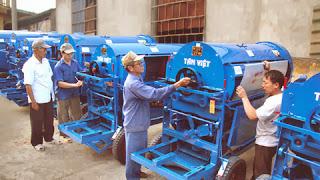 Doanh nghiệp tư nhân Tân Việt nâng cao chất lượng sản phẩm