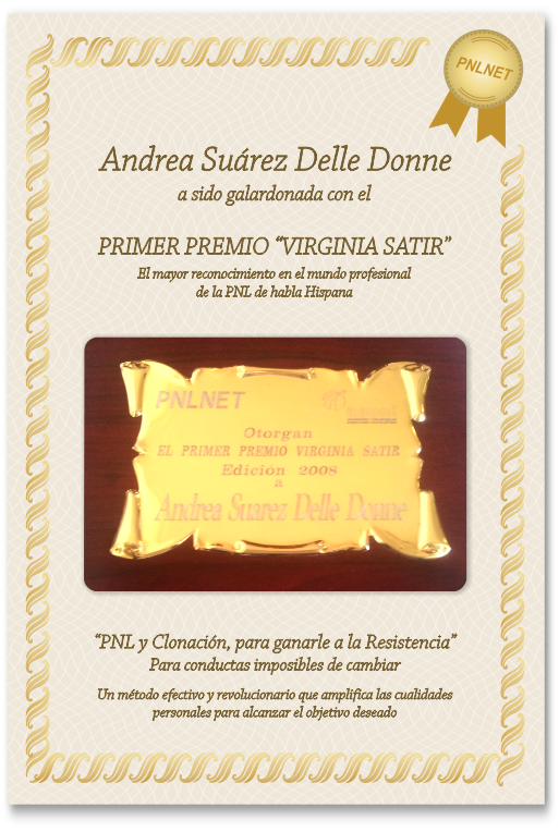 Premio Virginia Satir