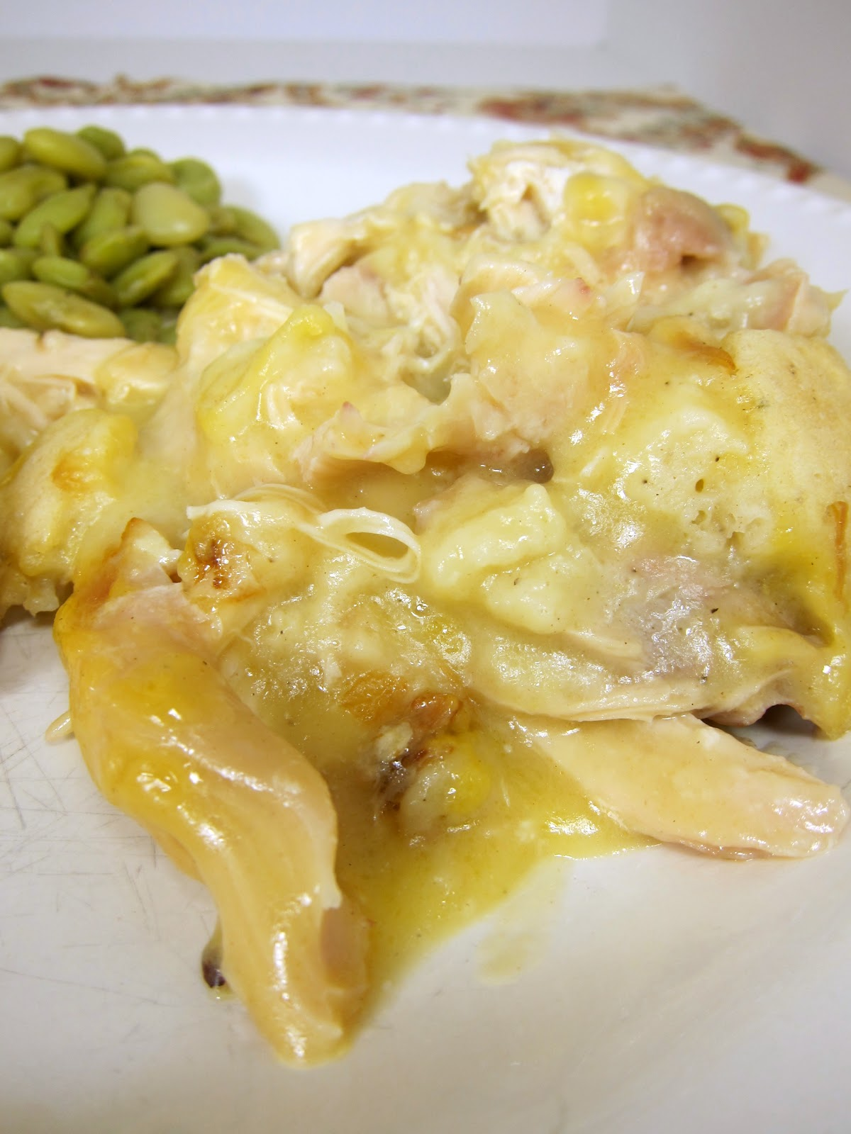 Chicken & Dumpling Casserole | Plain Chicken