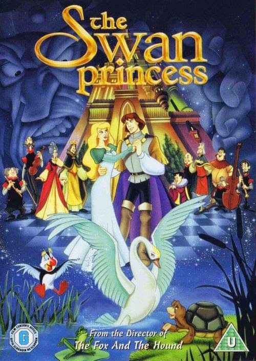 La princesa Cisne (The Swan Princess)