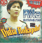 CD MusikAlbum The Best (Rita Butar-Butar)