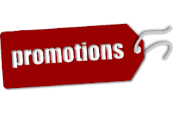 Promotions!!