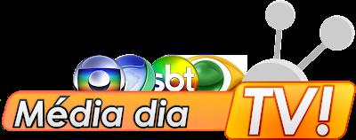 M%C3%89DIA+DIA Audiência da TV   Média Dia   Domingo dia 13/05/2012