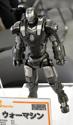 Art Spirits Iron Man 2 War Machine Figure