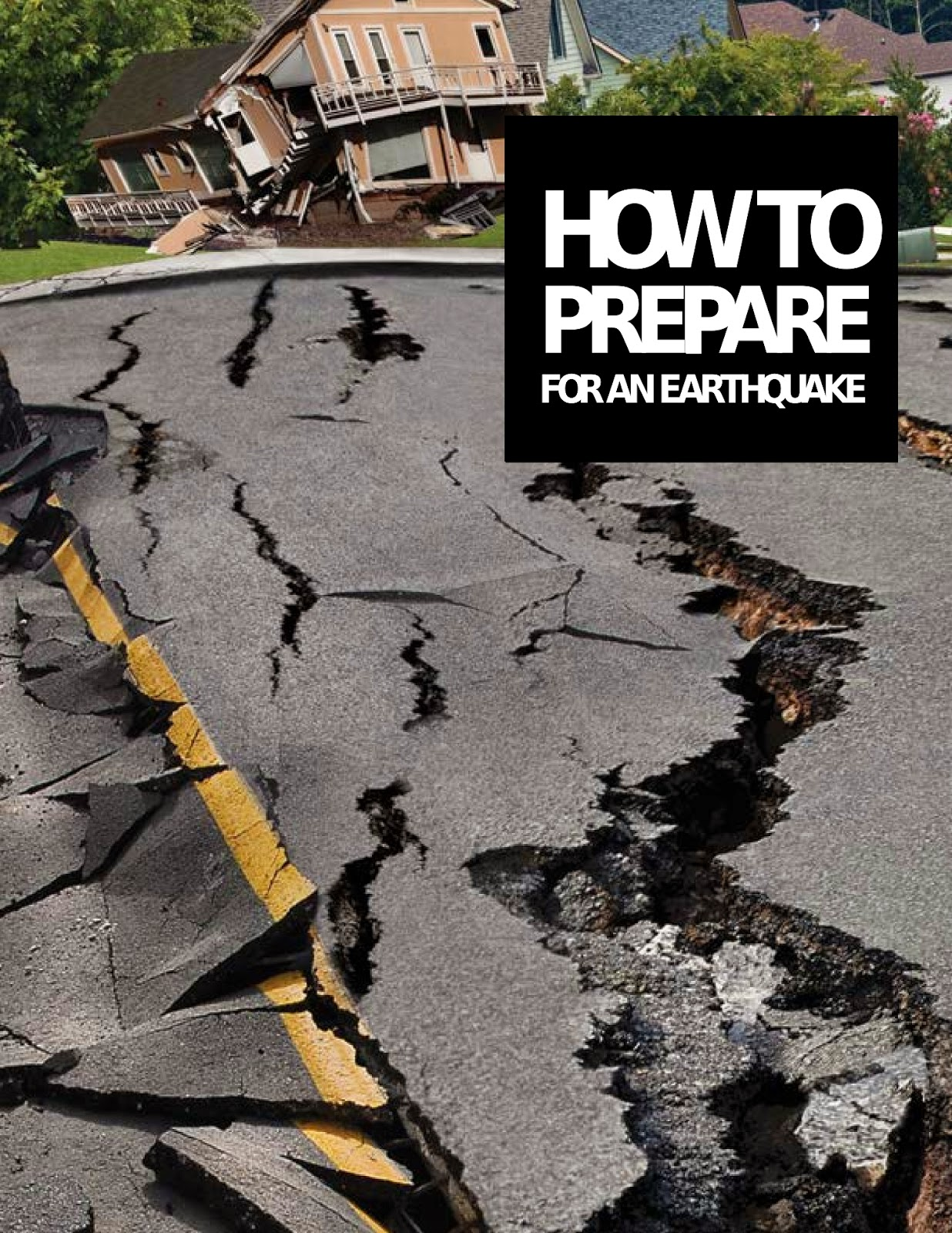 How to prepare for earthquake ppt slides