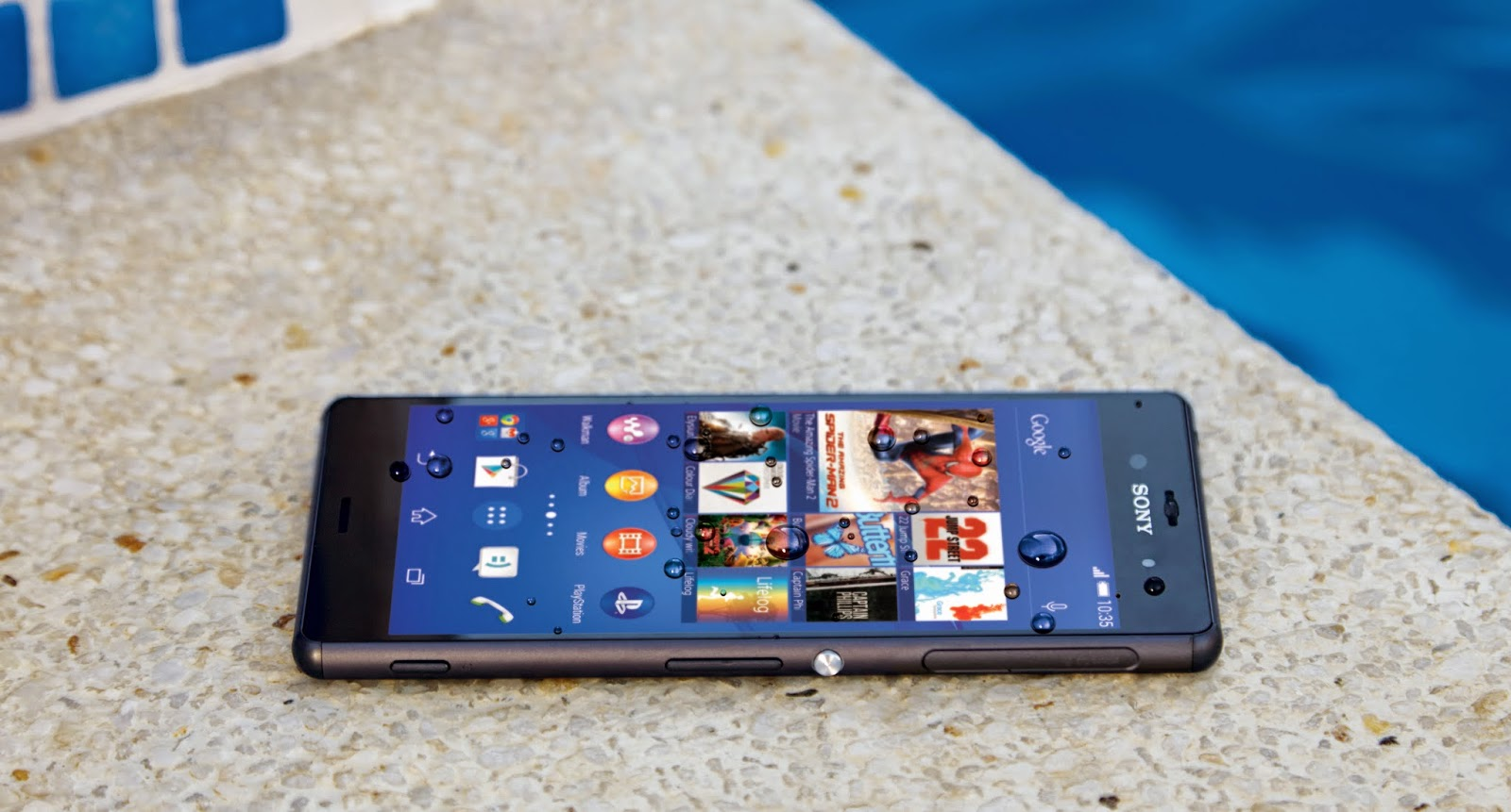 Sony Xperia Z3, Smartphone Tangguh Upgrade Android Lolipop
