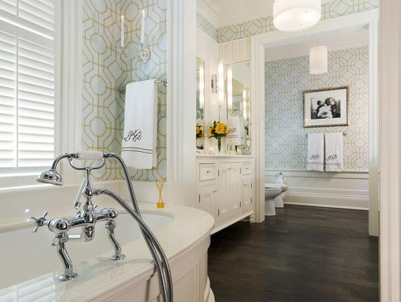 Matilda Rose Interiors Ultimate Bathroom