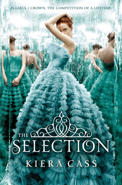 http://www.harperteen.com/books/The-Selection-Kiera-Cass/?isbn=9780062059932