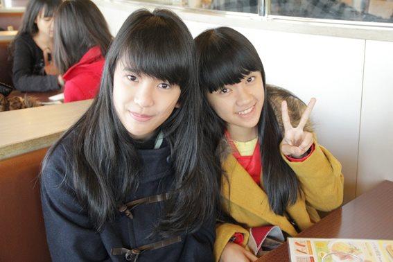 Beby JKT48 dan Cindy JKT48  di jepang