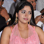 Bhanu in Pink Dress  Cute Photos